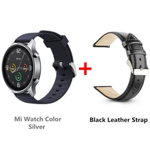 Load image into Gallery viewer, Original Xiaomi Smart Watch Color NFC 1.39'' AMOLED GPS Fitness Tracker 5ATM Waterproof Sport Heart Rate Monitor Mi Watch Color