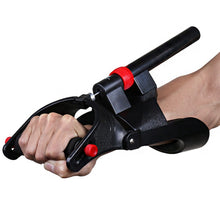 Load image into Gallery viewer, Hand Grip Exerciser Trainer Adjustable Anti-slide Hand Wrist Device Power Developer Strength Training Forearm Arm Gym Equipment