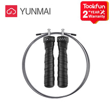 Load image into Gallery viewer, XIAOMI crossfit jump rope training for men women children skipping rope speed rope workout jeumping battle sports fitness rope
