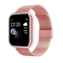 Load image into Gallery viewer, 2020 SmartWatch Steel Women Men Fitness Tracker Sport Watch Ladies Wrist Watch For Andoid IOS Waterproof Smart watch Clock Hours