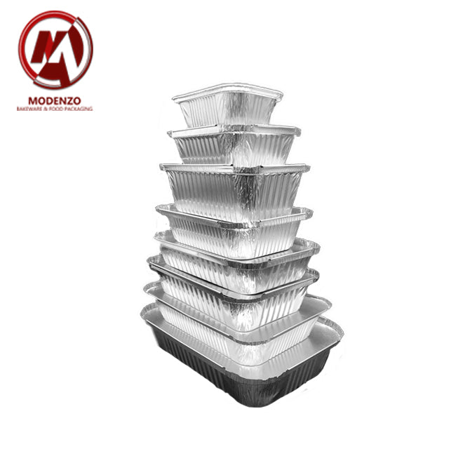 MA5650C + Lid (8x4in. Loaf Tray) - 1,000pcs/ctn