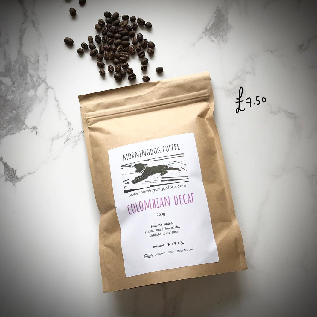 Colombian Decaf Coffee Beans