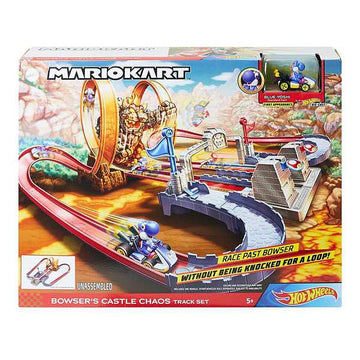 Racerbane Mario Kart Hot Wheels