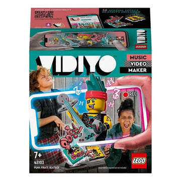 Playset Lego Vidiyo Harlem Pirate