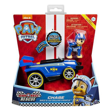 Playset Bizak Deluxe Race & Go The Paw Patrol Bil