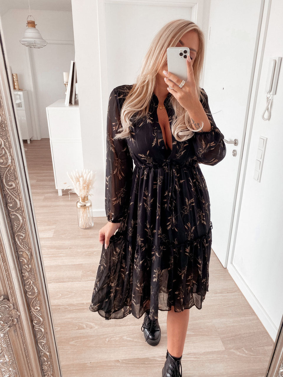dress 'in love with autumn'
