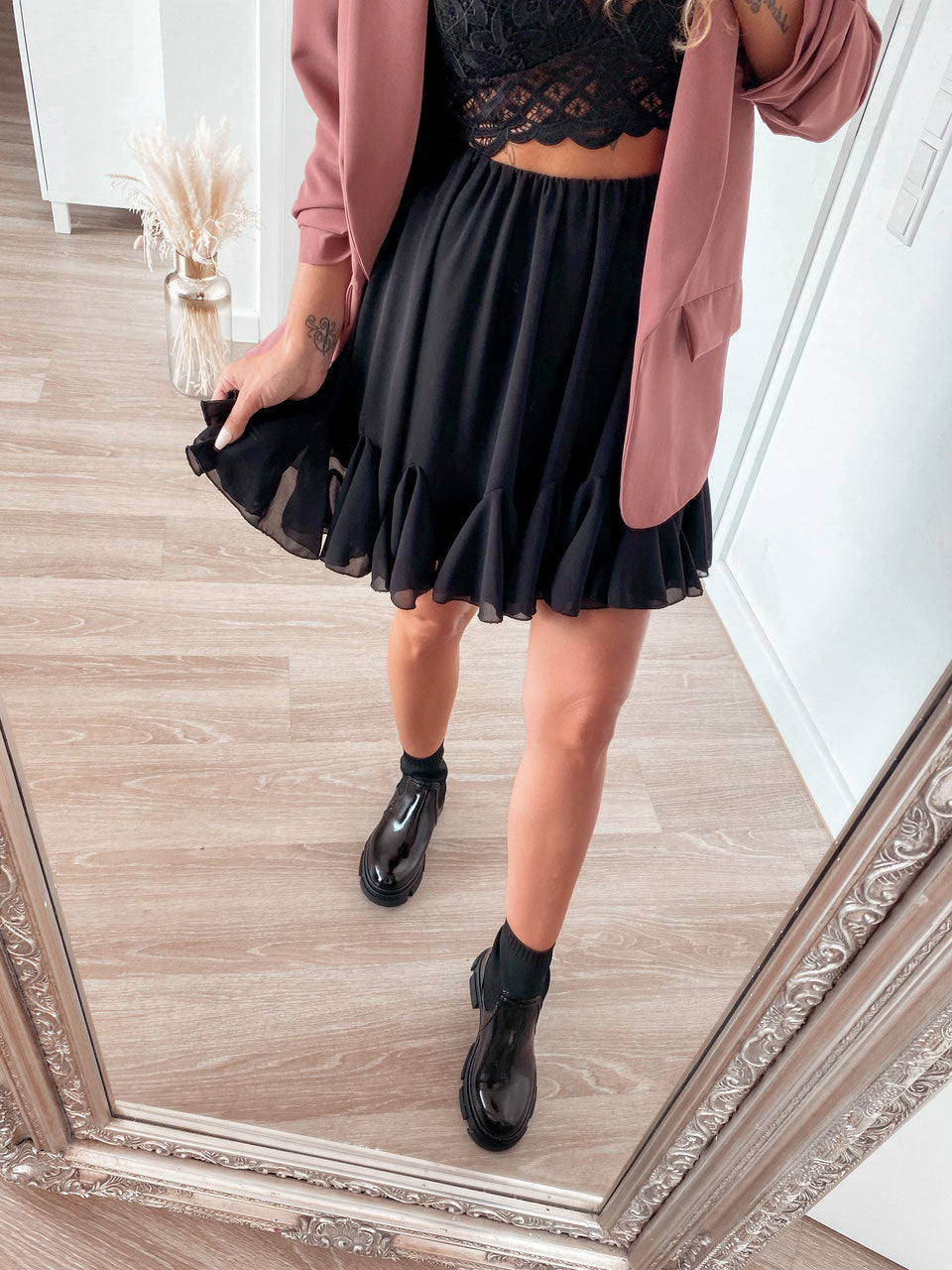 skirt 'black lover'