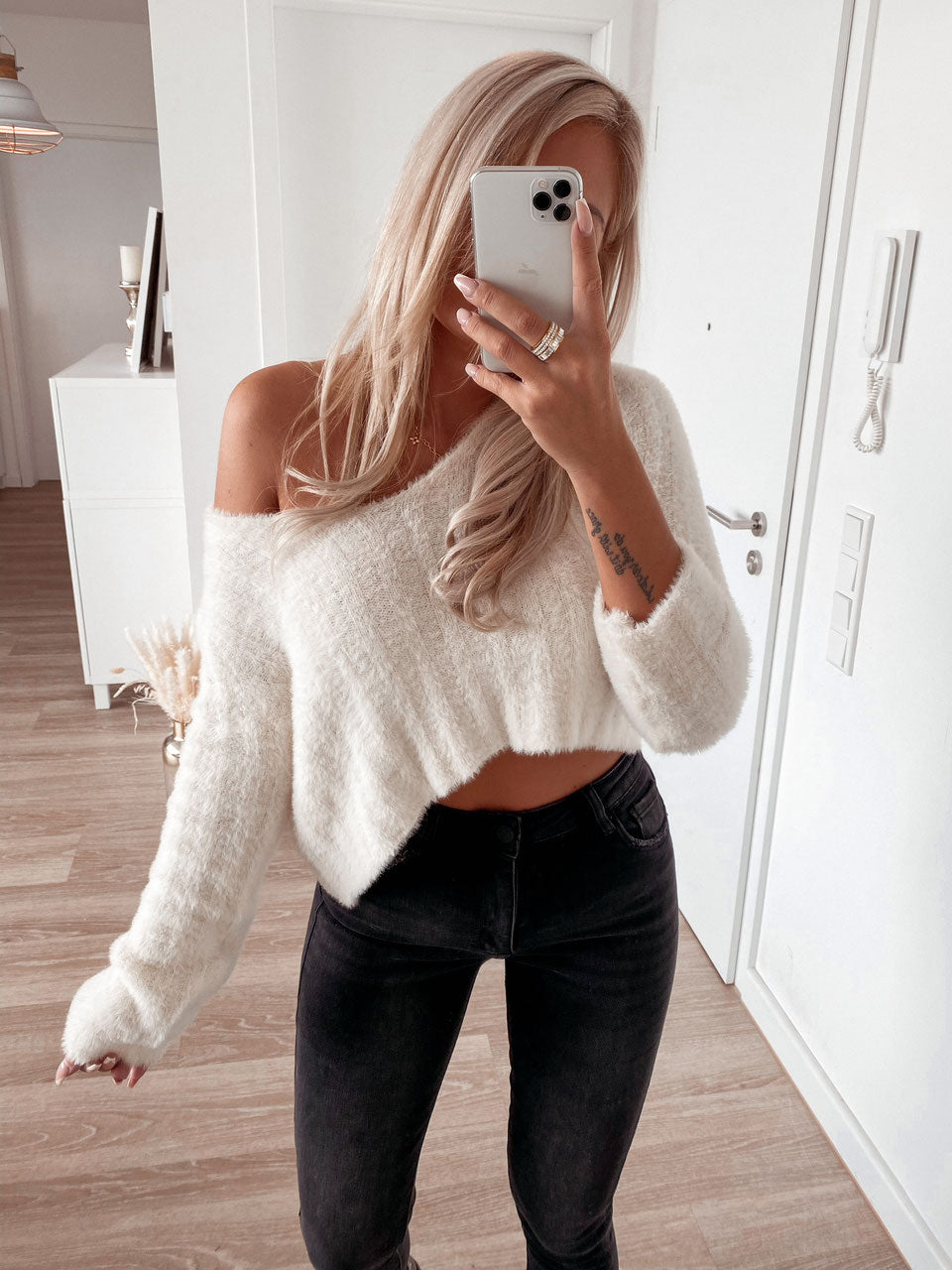 pullover 'flauschi'