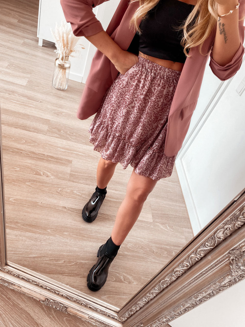 skirt 'berry autumn'