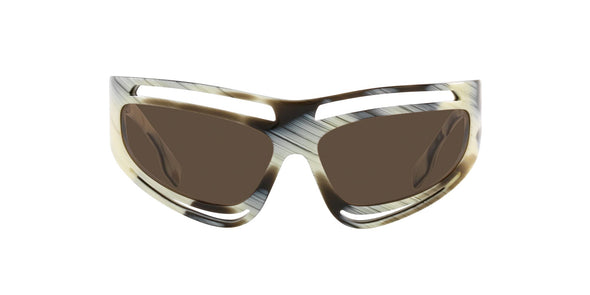 Burberry Eliot BE4342 Sunglasses - Eyeglasses123.com