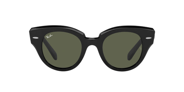 Ray-Ban Roundabout (F) RB2192F Asian Fit Asian Fit Sunglasses - Eyeglasses123.com