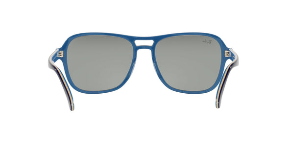 Ray-Ban State Side RB4356 Mirror Evolve Sunglasses - Eyeglasses123.com