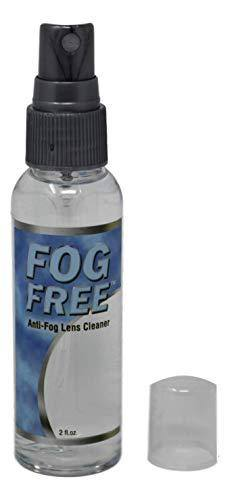Fog Free™ Anti Fog Spray for Glasses | 2 Oz Spray Bottle | Defogger for Glasses | Lasts for Up to 5 Days | for Non-Reflective Lenses Only - Eyeglasses123.com