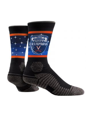 2019 National Champions Hex Sock