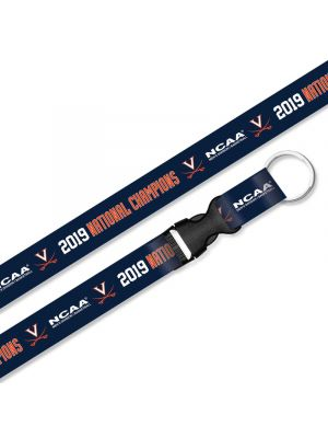 2019 National Champions Lanyard