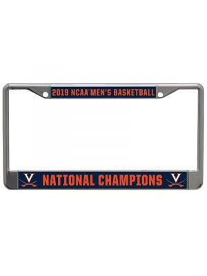 2019 National Champions License Plate Frame