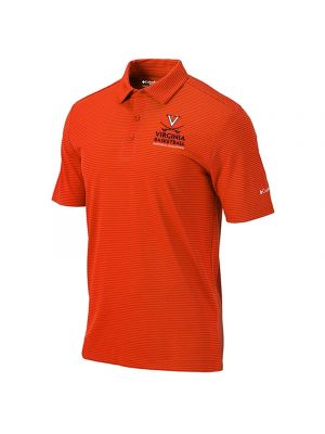 2019 National Champions Orange One Swing Polo