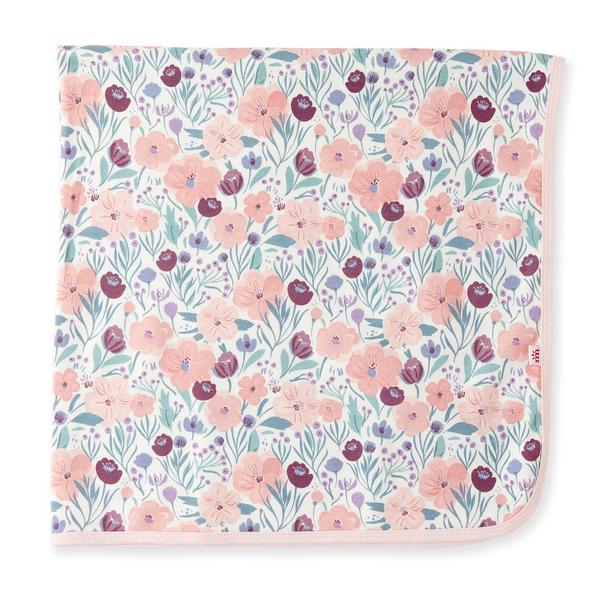 Organic Cotton Swaddle Blanket - Mayfair