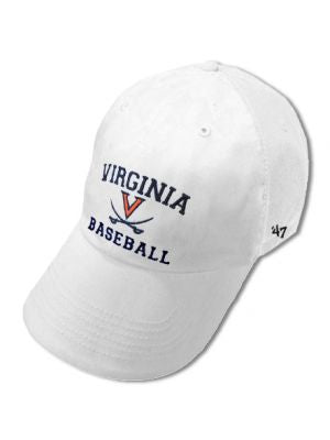 47 Brand White Baseball Hat
