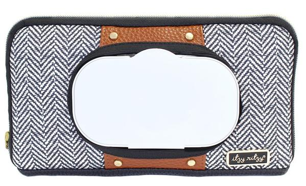 Baby Wipes Case - Coffee & Cream