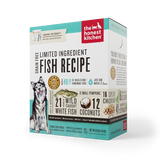 The Honest Kitchen Limited Ingredient Fish & Coconut (Brave)