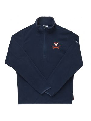 Columbia Navy Youth Flanker Full Zip