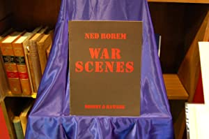 War Scenes. For Medium-low Voice and Piano