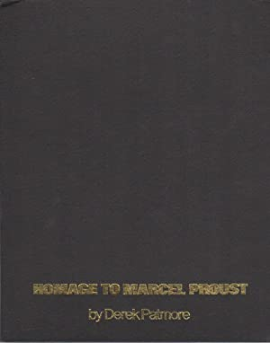 Homage to Marcel Proust: 1871-1971