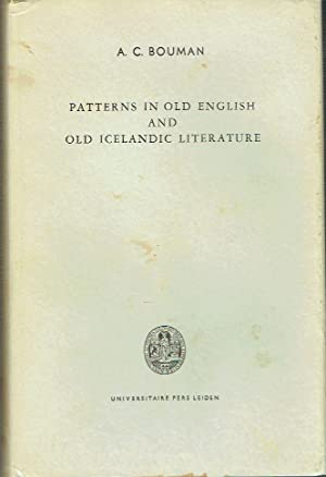 Patterns In Old English And Old Icelandic Literature