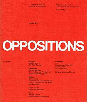 Oppositions 7 Winter 1976