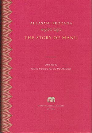 The Story Of Manu (Murty Classical Library of India)