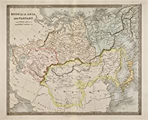 Russia in Asia, and Tartary