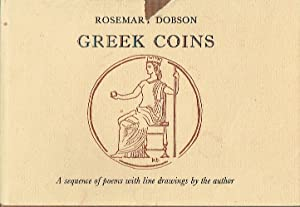 Greek Coins : A sequence of poems with line drawings by the author