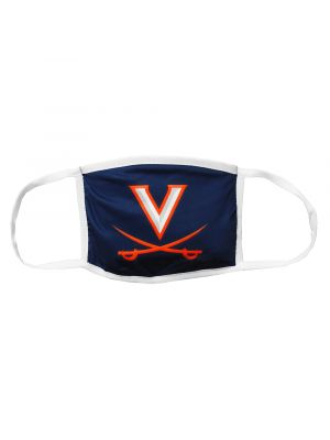 Navy Face Mask Cover