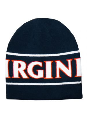 Nike Navy Players Knit Hat
