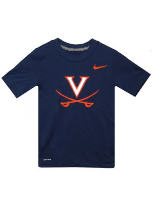 Nike Navy Youth Legend Performance Top