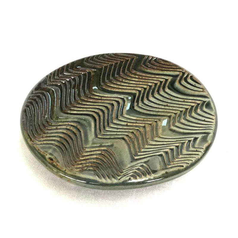 Round Wiggle-Wire Plate
