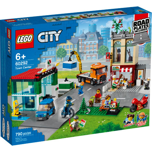 LEGO City - Town Center