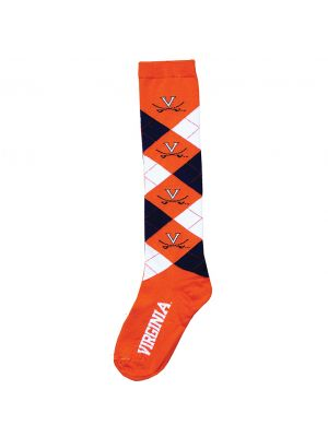 Tall Argyle Socks