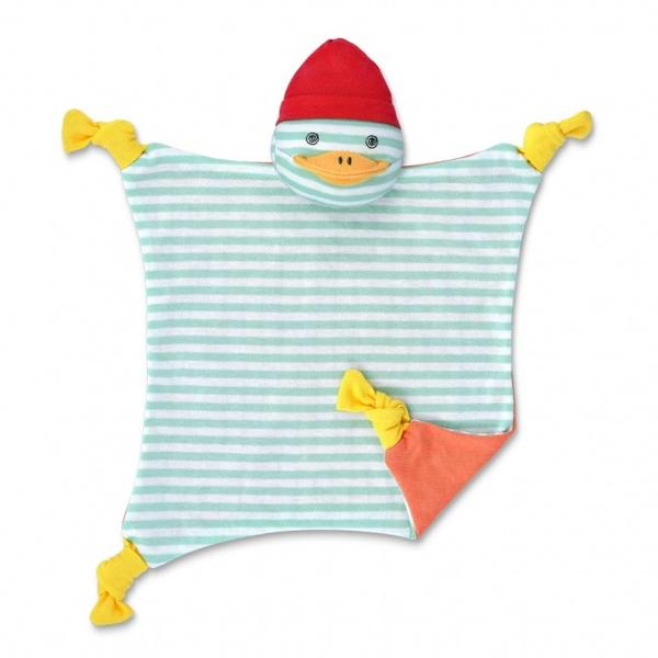 Organic Cotton Blankie - Wade Waddles