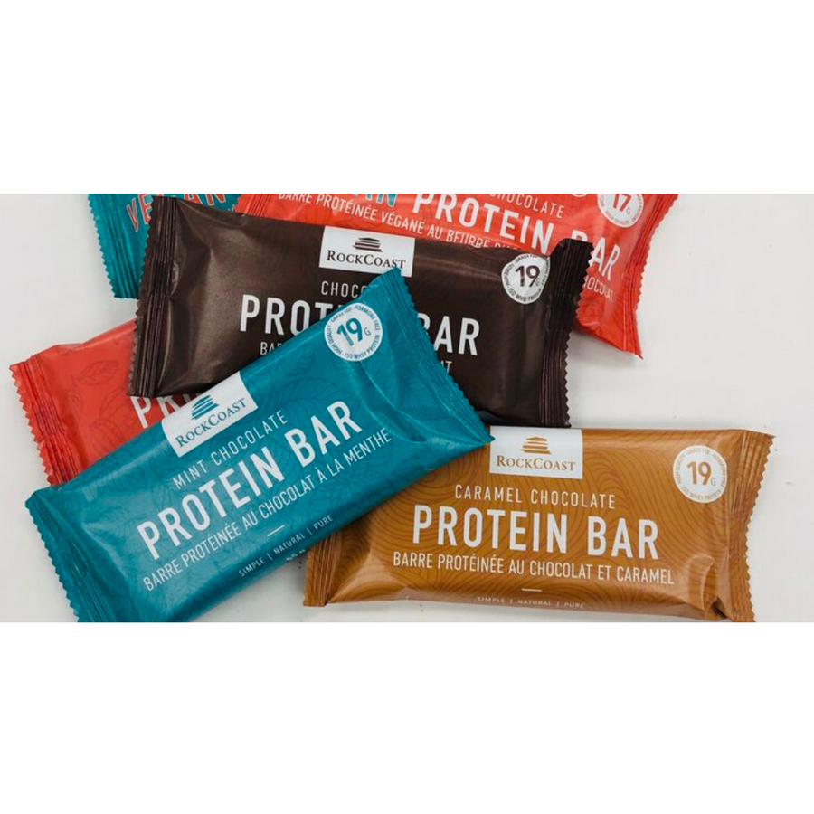 Rock Coast - Protein Bars