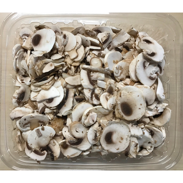 Mushrooms Sliced (1Lb)