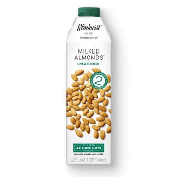 Almond Milk - Unsweetened - Elmhurst
