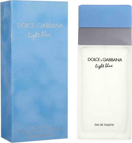 Dolce&Gabbana Light blue donna Eau de toilette Edt - Spray 100 ml.