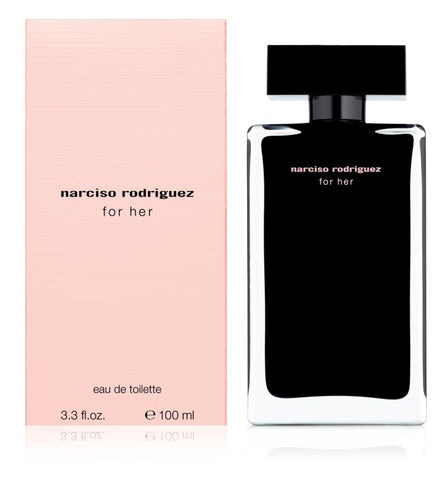 Narcisio Rodriguez for her eau de Toilette 100 ml da donna