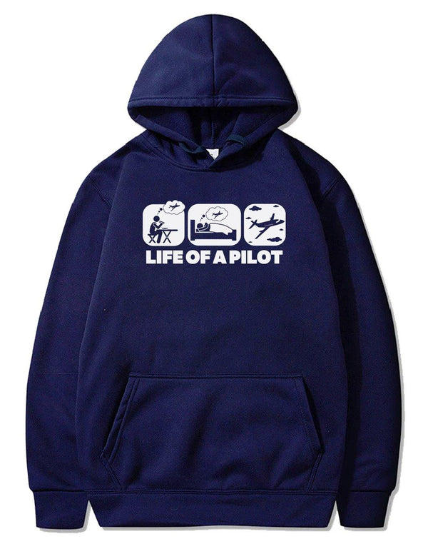LIFE OF AIRBUS PILOT PULLOVER - THE AV8R