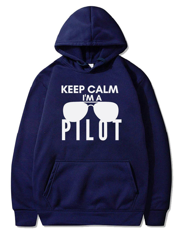 KEEP CALM I'M AIRBUS PILOT PULLOVER - THE AV8R