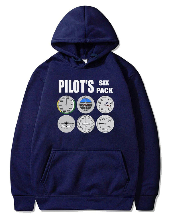 PILOT'S SIX PACK DESIGNED PULLOVER - THE AV8R