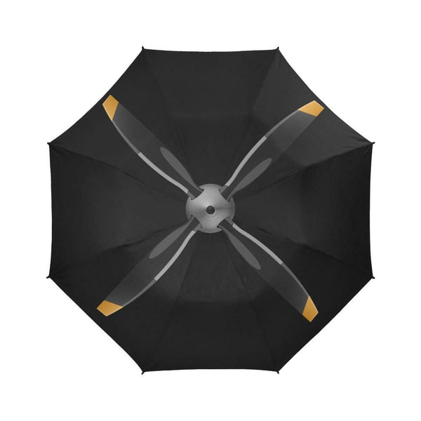 14 SEMI-AUTOMATIC FOLDABLE UMBRELLA (MODEL U05) - THE AV8R