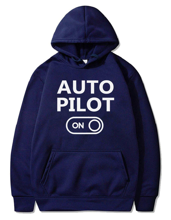 AUTO PILOT ON DESIGNED PULLOVER - THE AV8R